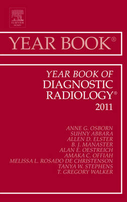 Year Book of Diagnostic Radiology - Anne G. Osborn