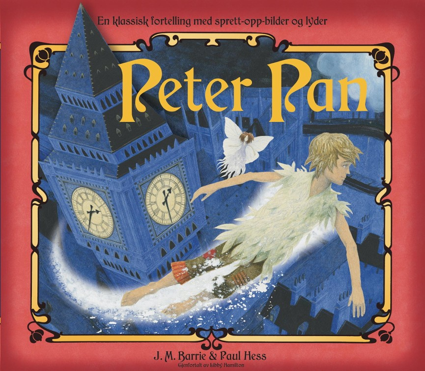 Peter Pan - Libby Hamilton Paul Hess