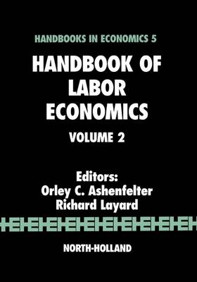 Handbook of Labor Economics - Orley C. Ashenfelter