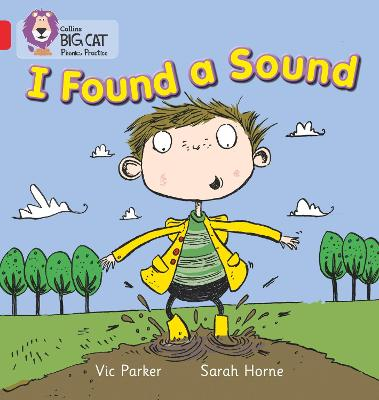 I Found a Sound - Vic Parker