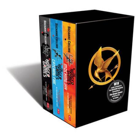 The hunger games trilogy box set - 