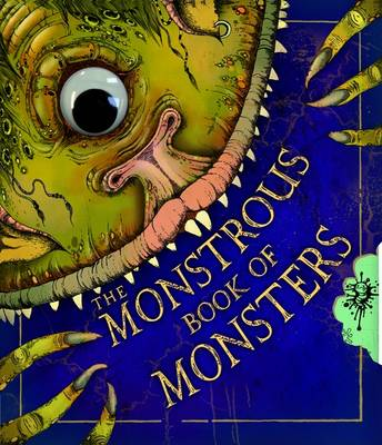 Monstrous Book of Monsters - Libby Hamilton Aleksei Bitskoff Libby Hamilton