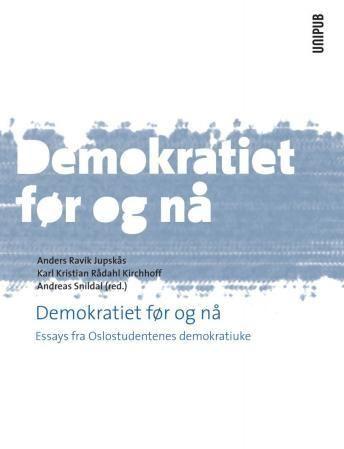 Demokratiet før og nå PDF ePub