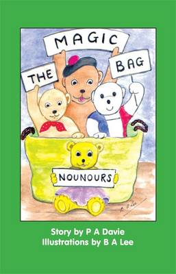 The Magic Bag Nounours - Peter Davie