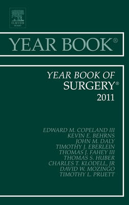 Year Book of Surgery - Edward R. Woodward