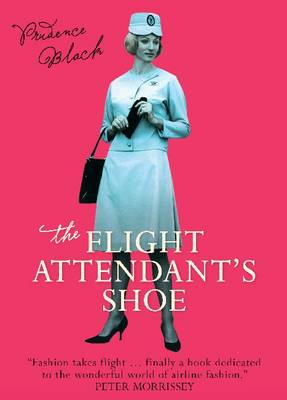 The Flight Attendant's Shoe - Prudence Black