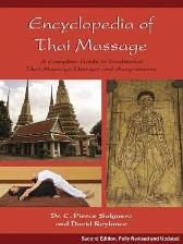 Encyclopedia of Thai Massage - C. Pierce Salguero David Roylance