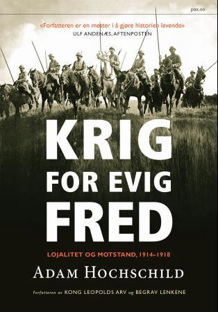 Krig for evig fred - Adam Hochschild