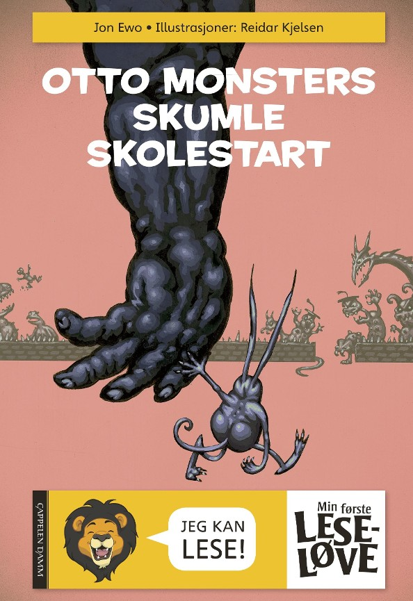 Otto monsters skumle skolestart - Jon Ewo