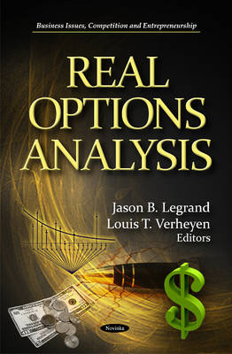 Real Options Analysis - Jason B. Legrand