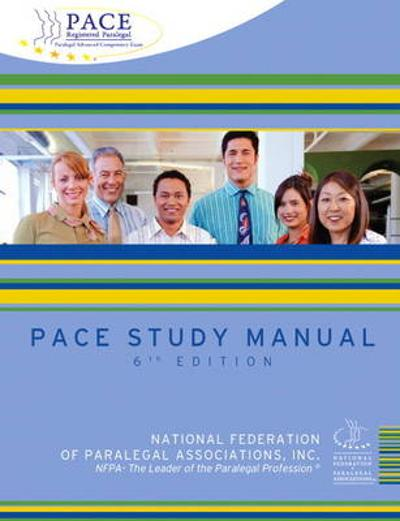 PACE Study Manual - NFPA - National Fire Protection Association