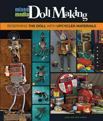 Mixed-media Doll Making - Linda O'Brien