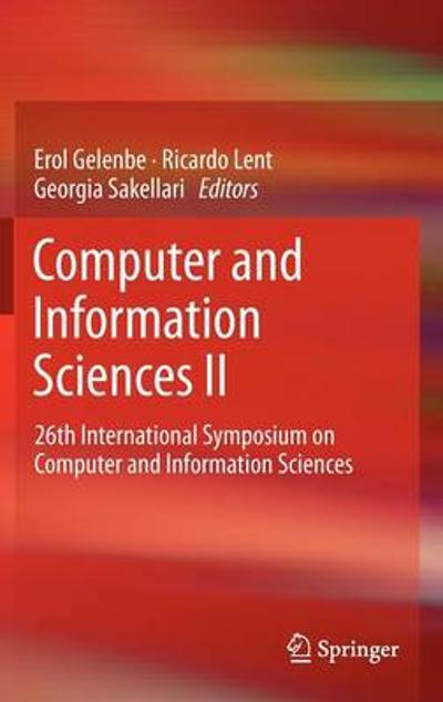 Computer and Information Sciences II - Erol Gelenbe