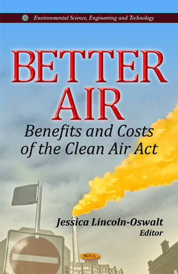 Better Air - Jessica Lincoln-Oswalt