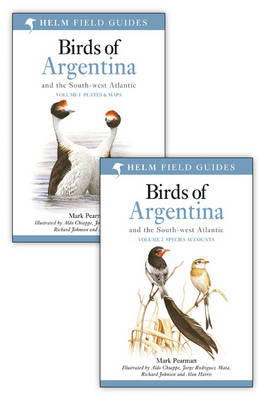 Birds of Argentina - Mark Pearman