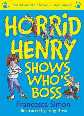 Horrid Henry Shows Who's Boss - 