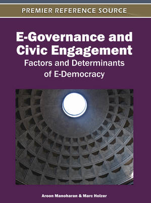 e-governance and Civic Engagement - Aroon Manoharan