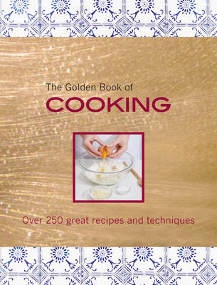 The Golden Book of Cooking - Carla Bardi