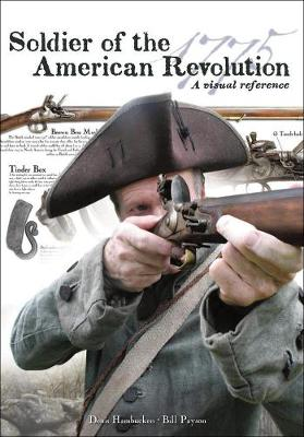 Soldier of the American Revolution - 