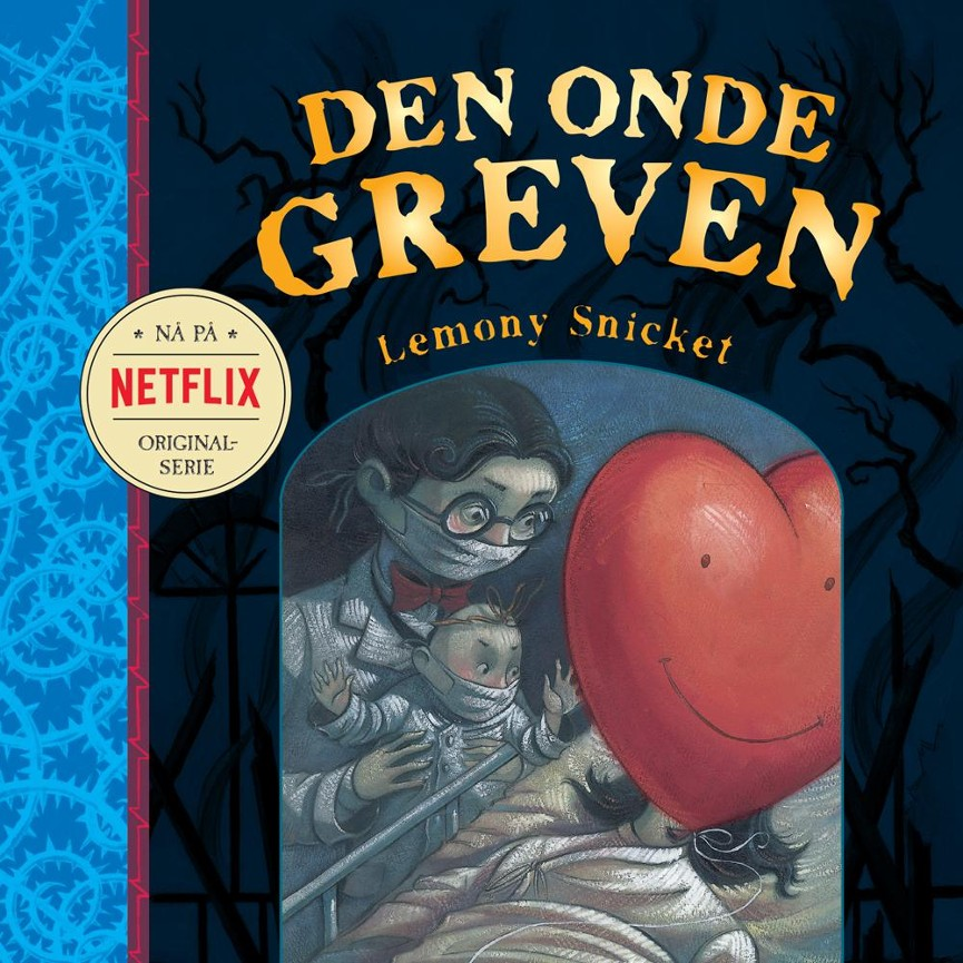 Det horrible hospitalet - Lemony Snicket