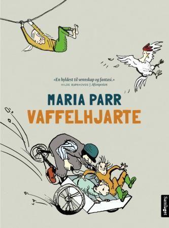 Vaffelhjarte -        Maria Parr       Bo Gaustad