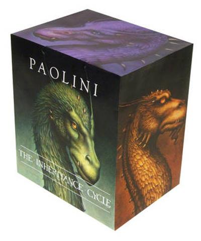 Inheritance Cycle 4 Book Boxed Set - Christopher Paolini