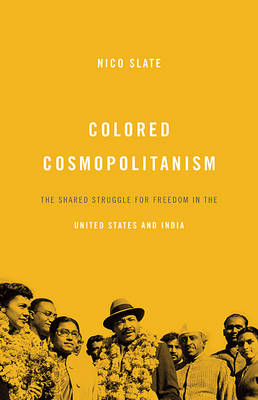 Colored Cosmopolitanism - Nico Slate