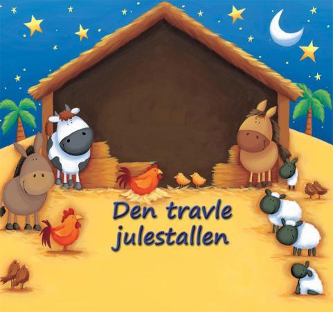 Den travle julestallen - Juliet David