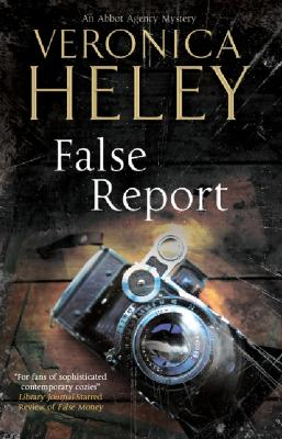 False Report - Veronica Heley