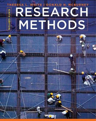 Research Methods - Donald McBurney