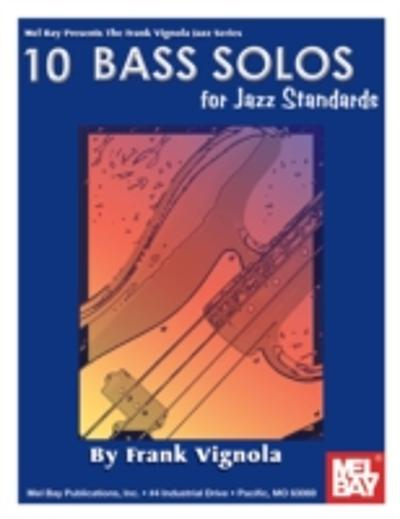 10 Bass Solos For Jazz Standards - Frank Vignola