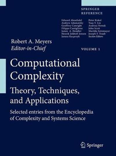 Computational Complexity - Robert A. Meyers