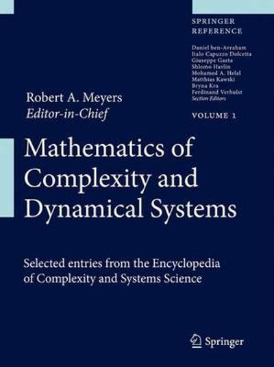 Mathematics of Complexity and Dynamical Systems - Robert A. Meyers