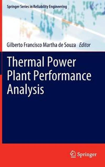 Thermal Power Plant Performance Analysis - Gilberto Francisco Martha De Souza