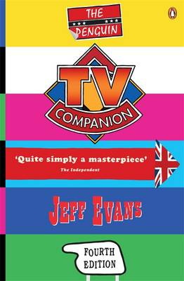 Penguin TV Companion - Jeff Evans