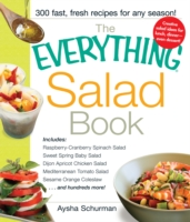 Everything Salad Book - Aysha Schurman