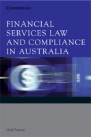 Financial Services Law and Compliance in Australia - Pearson