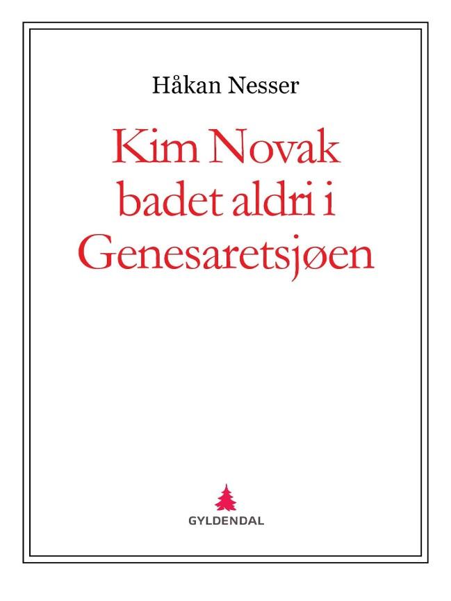 Kim Novak badet aldri i Genesaretsjøen PDF ePub
