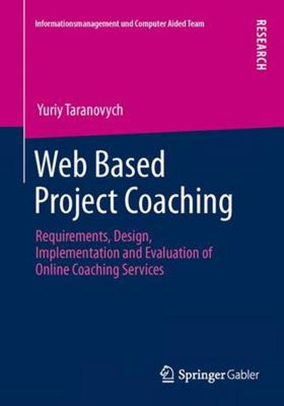 Web Based Project Coaching - Yuriy Taranovych