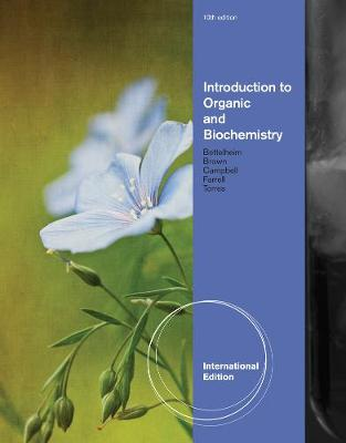 Introduction to Organic and Biochemistry - Shawn Farrell