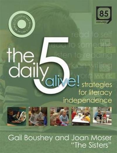 Daily 5 Alive, The (DVD) - Gail Boushey