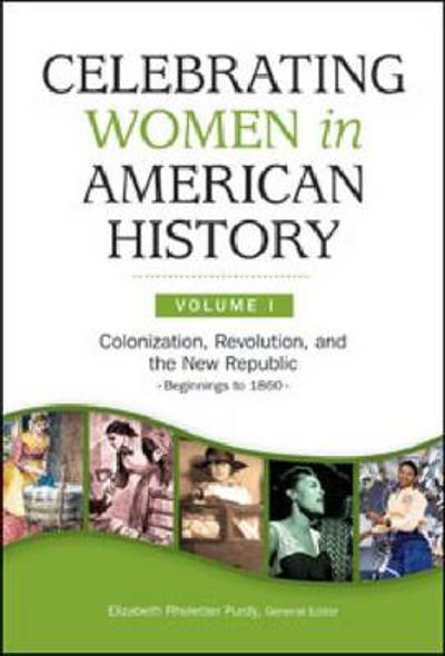 Celebrating Women in American History - Elizabeth Rholetter Purdy