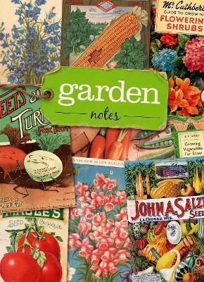 Garden Notes - Cico Books