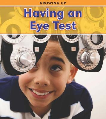 Having an Eye Test - Vic Parker