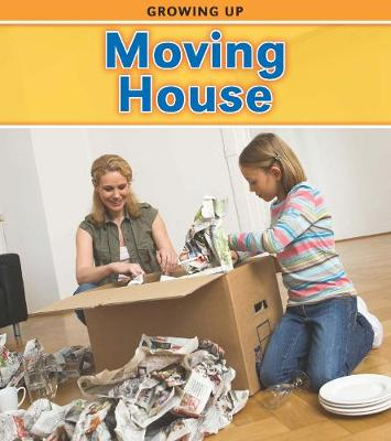 Moving House - Vic Parker