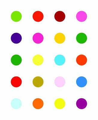 Complete Spot Paintings 1986-2011 - Damien Hirst