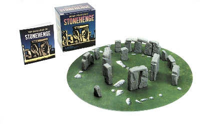 Build Your Own Stonehenge (Mega Mini Kit) - Running Press