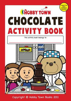 The Chocolate Activity Book - Catherine McEneaney