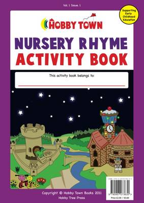 The Nursery Rhyme Activity Book - Catherine McEneaney