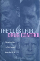 Quest for Drug Control - David F. Musto